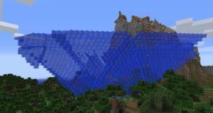 мод цунами майнкрафт