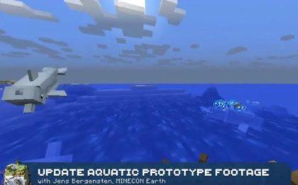Океан в Майнкарфт
