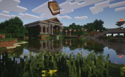 Shaders Mod Minecraft 3