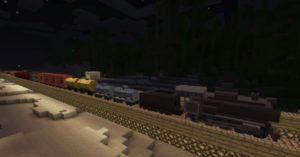 Traincraft скачать
