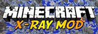 X-Ray Minecraft