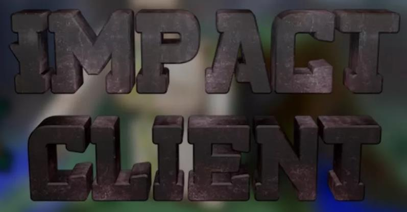 Impact для Minecraft
