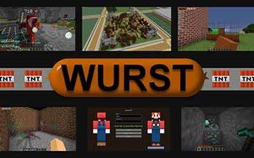 Wurst minecraft