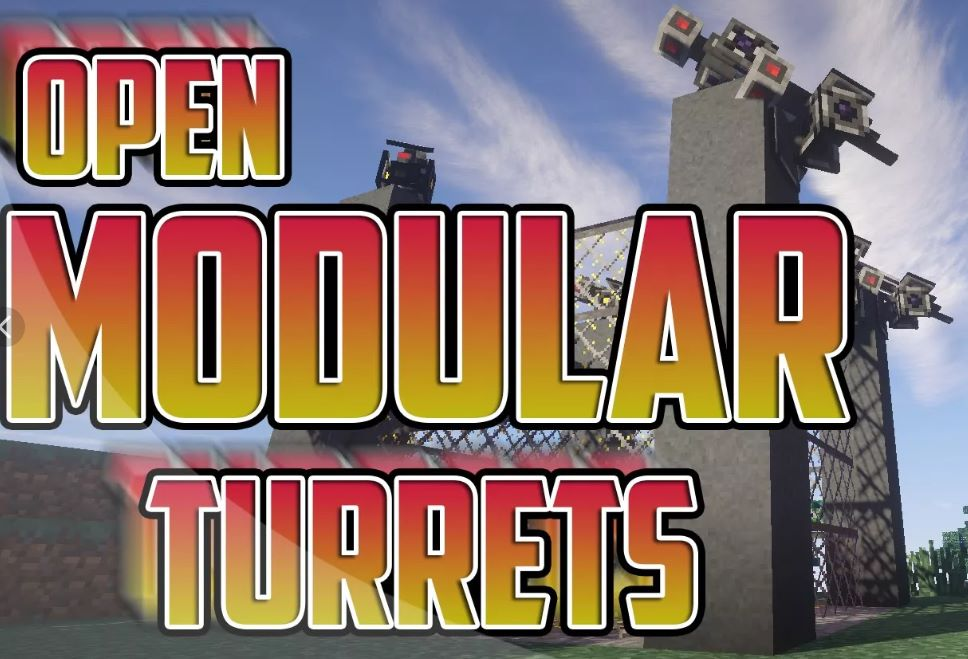 OpenModularTurrets