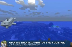 Minecraft океан