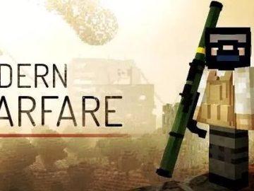 Modern Warfare Майнкрафт