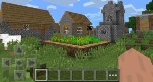 Геймплей Minecraft для Андроид