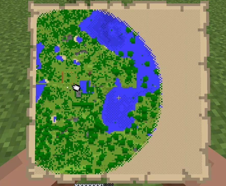 еще раз карта майнкрафт