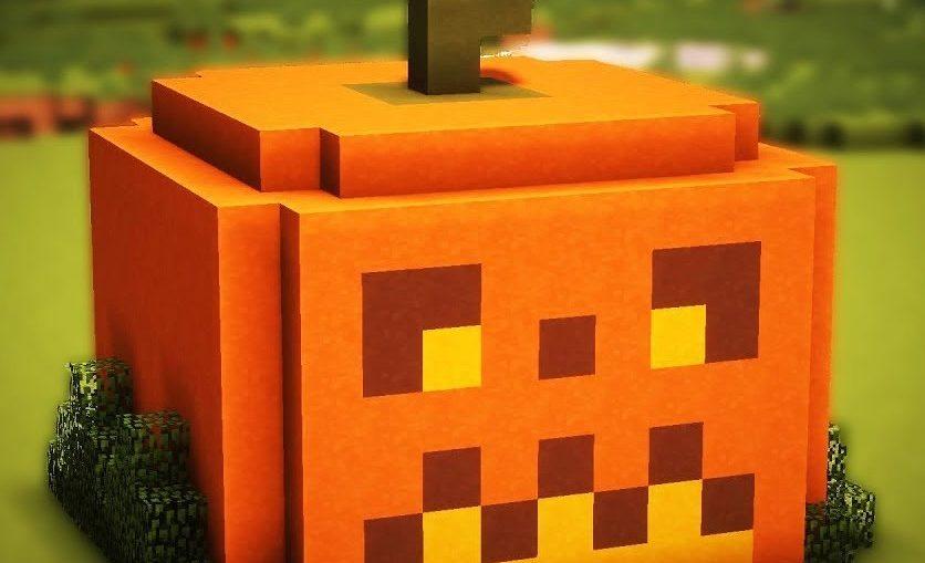 тыквы в Minecraft