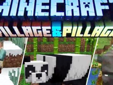Скачать Minecraft 1.14