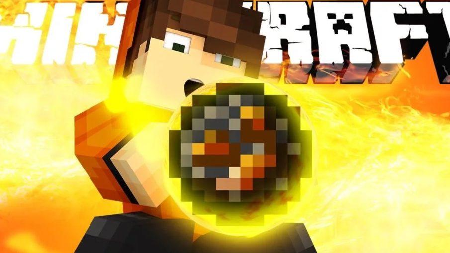 огненный шар майнкрафт