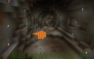 шахта майнкрафт