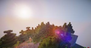 Нелагающие шейдеры для Minecraft