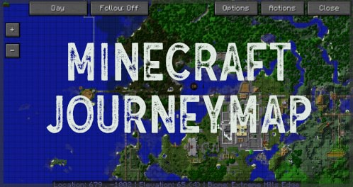 JourneyMap Minecraft