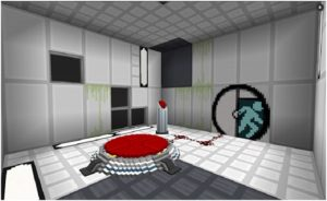 арена испытаний Portal Gun