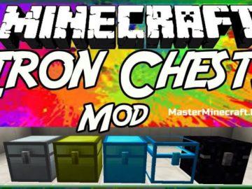 Iron Chests mod