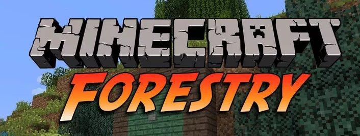 forestry minecraft