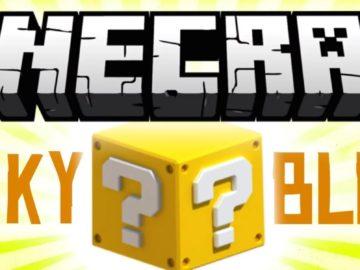 minecraft lucky block