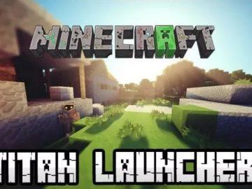 titan-launcher minecraft