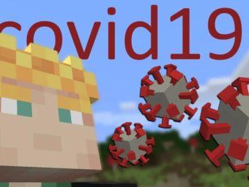 covid19 minecraft