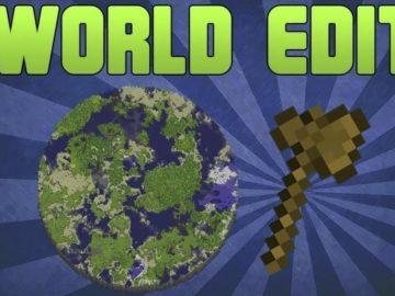 WorldEdit для Minecraft