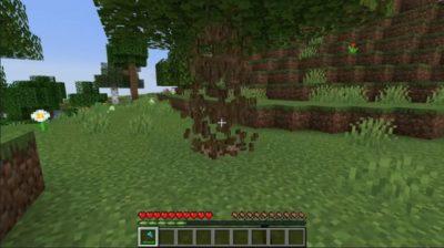 быстрая рубка дерева