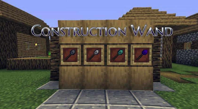 Construction Wand