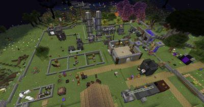 скриншоты SevTech Ages